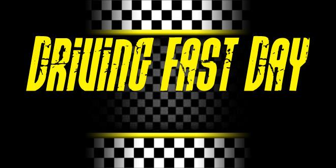 driving fast day - domenica 24 settembre
