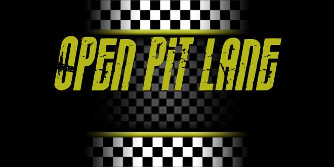 open pit lane - martedì 30 maggio