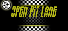 open pit lane - sabato 23 febbraio - all day