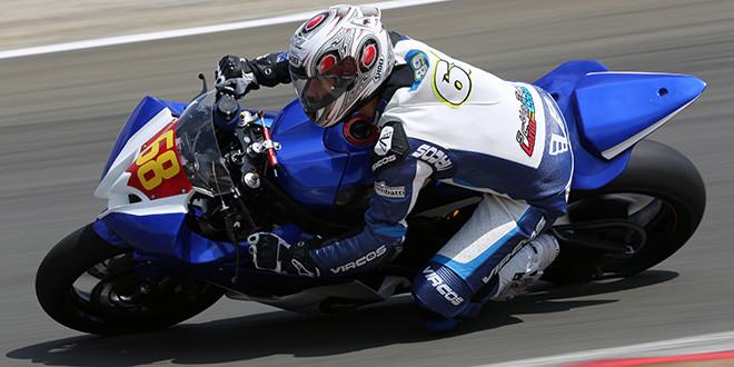 Prove libere moto - sabato 24 marzo