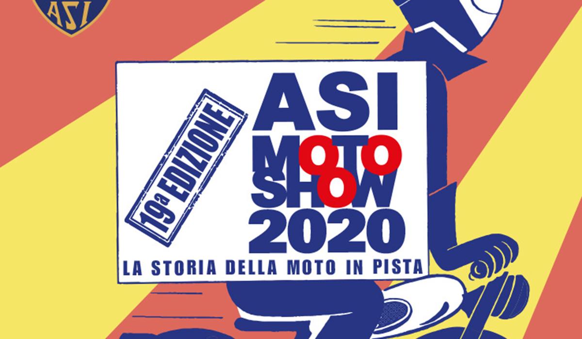 ASI MOTO SHOW - 19^ Edizione